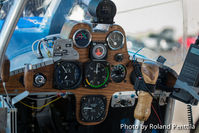 N116TJ @ AEG - Cockpit detail - by Roland Penttila