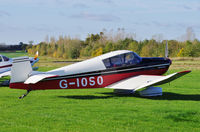 G-IOSO @ EGSV - Parked at Old Buckenham. - by Graham Reeve