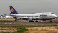 D-ABVL @ EDDF - departure from Frankfurt