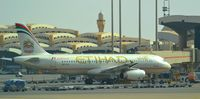 A6-EIO @ OERK - Etihad Airways At Riyadh Airport - by Odai Ayyad