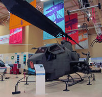 68-15138 @ KOQN - New exhibit at the American Helicopter Museum - by Daniel L. Berek