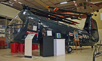 128479 @ KOQ - Nice display at the American Helicopter Museum - by Daniel L. Berek