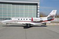 OE-GHB @ LOWW - Cessna 560XL