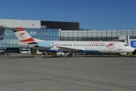 OE-LVE @ LOWW - Austrian Airlines Fokker 100 - by Dietmar Schreiber - VAP