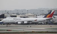 RP-C7472 @ KLAX - Boeing 747-400