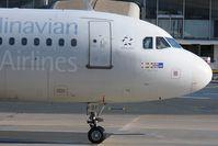OY-KBF @ LFPG - Scandinavian, departure at CDG T1 - by Jean Goubet-FRENCHSKY