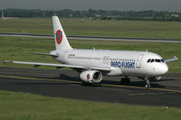 D-ARFF @ EDDL - Aero Flight - by Triple777