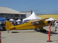 N23266 @ CMA - 1939 Piper J3C-65 CUB, Continental A&C65 65 Hp - by Doug Robertson