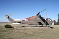 70-16061 @ KGFZ - At the Iowa Aviation Museum - by Glenn E. Chatfield