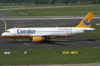 D-AICL @ EDDL - Condor - by Triple777
