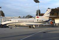 OE-IDM @ LOWS - Falcon 900