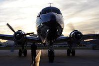 OE-LDM @ LOWS - Flying Bulls DC6