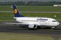 D-ABIU @ EDDL - Lufthansa - by Triple777