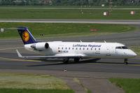 D-ACJD @ EDDL - Lufthansa Regional - by Triple777