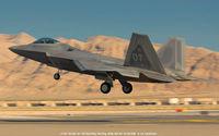 99-0010 @ LSV - On landing. - by J.G. Handelman