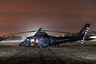 H-24 @ EBLE - Belgium Air Force Agusta A109