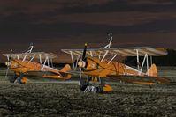 N707TJ @ EBLE - Boeing PT17