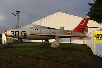 FU-177 @ EBLE - Republic F84 Thunderstreak