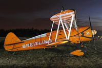 N74189 @ EBLE - Boeing PT17