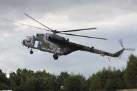 9806 @ EBLE - Czech Air Force Mil Mi17
