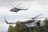 9806 @ EBLE - Czech Air Force Mil Mi17 - by Dietmar Schreiber - VAP