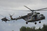9767 @ EBLE - Czech Air Force Mil Mi17