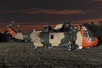 RS02 @ EBLE - Belgium Air Force Westland Seaking