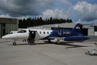 D-CGFJ @ ETNH - GFD Learjet 35 - by Dietmar Schreiber - VAP