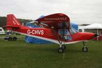G-CHVS @ EGHP - Privately owned. - by Howard J Curtis