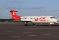 D-AFKB @ EDDR - D-AFKB OLT Express - by Matthias Becker