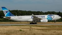 SU-GCJ @ EDDF - departure from Frankfurt
