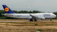 D-ABVE @ EDDF - departure from Frankfurt