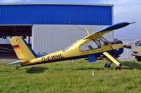 D-EWHL @ EDBM - PZL-Okecie PZL-104 Wilga 35AD [86231] Magdeburg~D 22/05/2004 - by Ray Barber