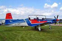 D-FHMT @ EDAD - Pilatus PC-9B [171] (Condor Flugdienst) Dessau~D 22/05/2004 - by Ray Barber