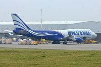 N952CA @ EGNX - National Airlines 'Boeing 747-428, c/n: 25238 at East Midlands - ex F-GISA and TF-NAC