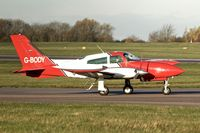 G-BODY @ EGNX - 1979 Cessna 310R, c/n: 310R-1503 at East Midlands