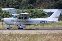 F-GCYY @ LFKJ - Taxiing