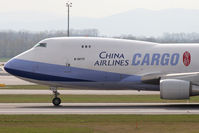 B-18717 @ LOWW - China Airlines Cargo - by Loetsch Andreas