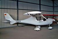 D-MSPO @ EDBM - Flight Design CT-2K [98-03-01-25] Magdeburg~D 22/05/2004 - by Ray Barber
