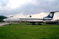 SP-LHB - Tupolev Tu-134A [3351809] (LOT Polish Airlines) Muzeum Lotnictwa Polskiego-Krakow~SP 20/05/2004