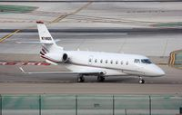 N748QS @ KLAX - Gulfstream 200 - by Mark Pasqualino
