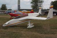N99VE @ OSH - 1980 Rutan Varieze, c/n: 1180 - by Timothy Aanerud