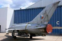 1103 @ LFPB - Czechoslovak Aéro S-106 (Mig 21F-13)  , Air & Space Museum Paris-Le Bourget (LFPB) - by Yves-Q