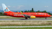 D-AHFZ @ LFSB - departure from Basel