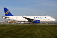 5B-DBB @ EDDM - Cyprus Airways - by Martin Nimmervoll