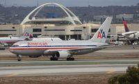 N328AA @ KLAX - Boeing 767-200