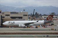 DQ-FJU @ KLAX - Airbus A330-200