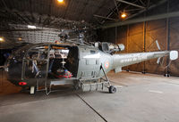 02 @ LFBY - Preserved inside Dax ALAT Museum... Second pre-serie Alouette 3 - by Shunn311