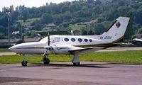 RA-01559 @ LFLI - Cessna 421C Golden Eagle [421C-0896] Annemasse~HB 11/08/1997