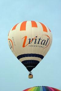 G-VITL - Lindstrand LBL-105A [720] Ashton Court~G 15/08/2004 - by Ray Barber